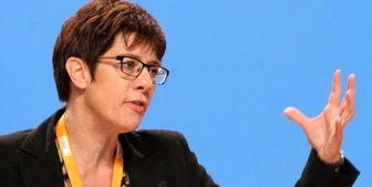 اراجیف وزیر دفاع آلمان در مورد ایران