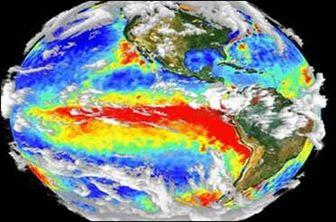 النینو از مولفههای اصلی تعیین آب وهوا