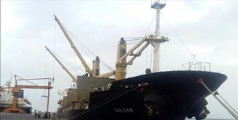 تخلیه محموله اولین کشتی حمل کالای عمومی در ونزوئلا انجام شد