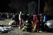 فرار از باشگاه شبانه در ایتالیا 6 نفر را به کشتن داد