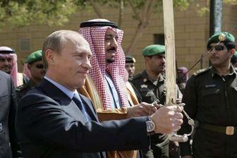 «پوتین» از پادشاه عربستان برای دیدار از مسکو دعوت کرد