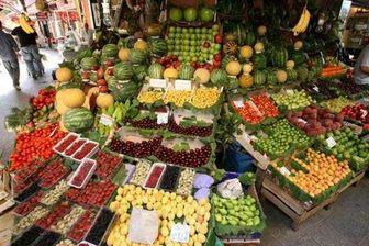 قیمت میوه 60 درصد افزایش یافت
