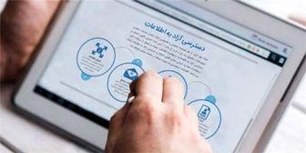 کدام دستگاهها بیشترین سند را در سامانه دسترسی آزاد به اطلاعات منتشر کردند؟