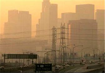 افزایش غلظت آلایندهها تا پنجشنبه در تهران