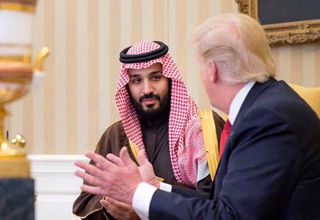 ترامپ به دنبال راهی برای تبرئه ولیعهد سعودی