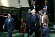 نامه لاریجانی به روحانی برای ارائه گزارش سالانه به مجلس