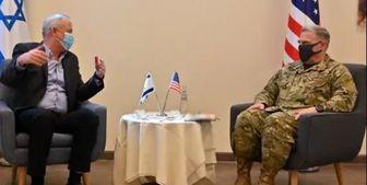 وزیر جنگ رژیم صهیونیستی خواستار ادامه فشار آمریکا علیه ایران شد