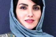سلفی همسر و فرزند بهروز افخمی /عکس