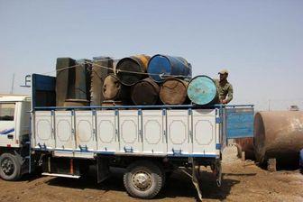 داخلیسازی قاچاق سوخت