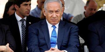 واکنش دیوانهوار نتانیاهو به برکناری