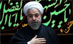 حضور مقامات بلندپایه کشور در منزل روحانی