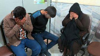 گروگانگیران میلیاردی در مشهد دستگیر شدند
