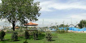 افتتاح بوستان نارون در منطقه 18 تهران