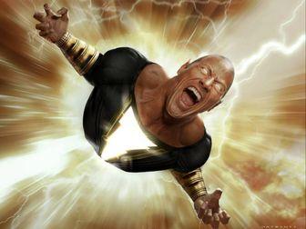 «دواین جانسون» در نقش یک ابرقهرمان شرور/ عکس