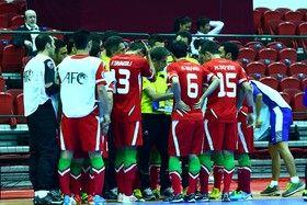 بازگشت تیم ملی فوتسال ایران به کشور