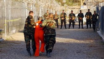 اولین زندانی عربستانی در بند گوآنتانامو آزاد شد