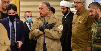 نخستوزیر جدید عراق: حشدالشعبی نور چشمان عراق است