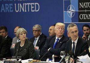 ترامپ، شبحی که بر سر اجلاس ناتو سایه افکنده است