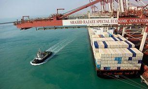 افزایش صادرات غیرنفتی در بزرگترین بندر ایران ۱۱.۶ درصد