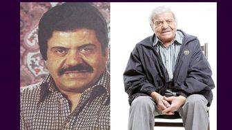 درگذشت بازیگر قدیمی ایرانی در سن 95 سالگی