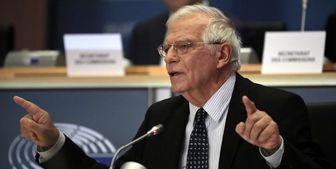 جوزف بورل: اروپا باید زبان قدرت را از نو بیاموزد