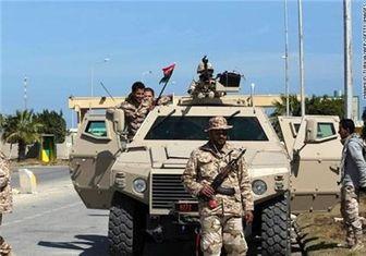 آزادی دیپلمات های ربوده شده مصری در لیبی
