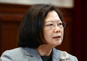 درخواست تایوان برای دریافت حمایت بینالمللی در مقابل چین