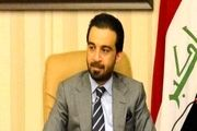 رئیس جدید پارلمان عراق با کردها دیدار کرد