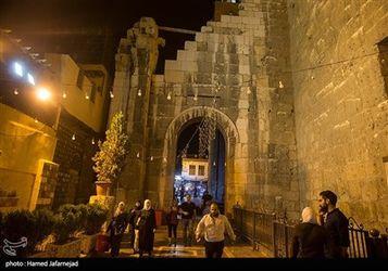 شب های دمشق - سوریه