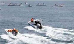 سپاه پاسداران ١٠ نظامی آمریکایی را در خلیج فارس بازداشت کرد