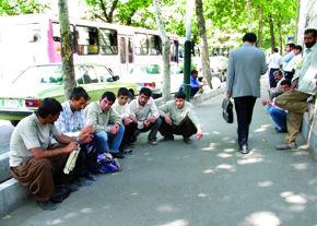 ۴۳ درصد خانوار تهرانی بیکار دارند!
