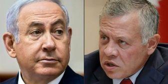 نتانیاهو در اردن اعتباری ندارد