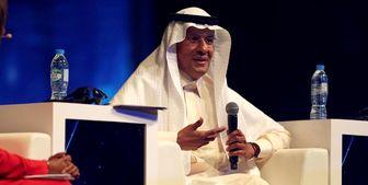 ادعای وزیر انرژی سعودی درمورد تولید نفت آرامکو