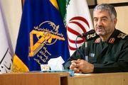 عیادت فرمانده سپاه از مجروحان حادثه تروریستی زاهدان