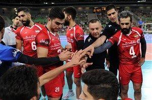 رتبه هشتم ایران در رنکینگ جهانی والیبال