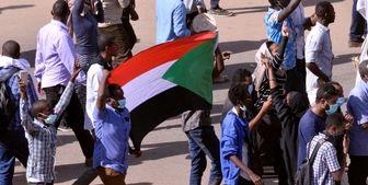 ادامه اعتراضات در سودان