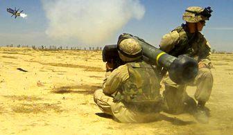 موشکهای دوش پرتاب به مخالفان سوری نرسید