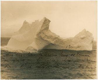 عکسی که با غرقشدن تایتانیک مشهور شد