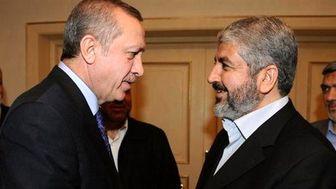 رژیم صهیونیستی ترکیه را به همکاری با حماس متهم کرد