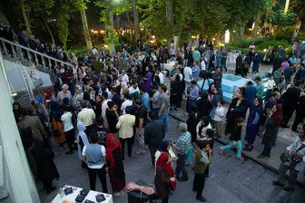 دیدار صمیمانه مردم با سینماگران در روز ملی سینما