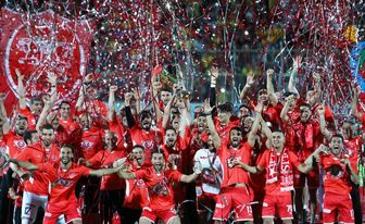 زمان اهدای جام قهرمانی پرسپولیس