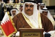 وزیر خارجه بحرین اهانت به عربستان را اهانت به منامه توصیف کرد