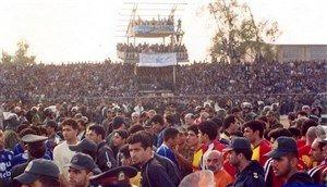 یادی کنیم از جنجالی ترین جدال فولاد و استقلال در لیگ برتر+عکس