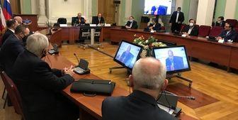 رئیس مجلس در آکادمی دیپلماتیک روسیه حضور یافت