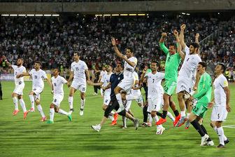 زمان دیدار تیمهای ایران و ازبکستان مشخص شد