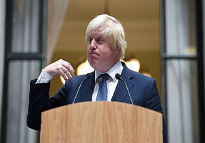 وعده تعجباتی جانسون برای نخست وزیر شدن
