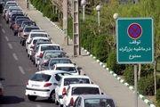 آخرین وضعیت ترافیکی خیابان های پایتخت