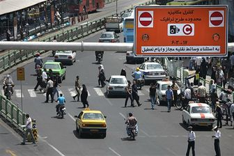 افزایش ساعت طرح ترافیک در پنجشنبهها
