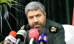سپاه فرصت عرض اندام به تروریستها در سراوان نداد