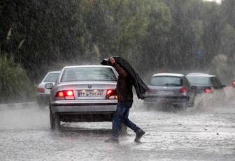 میزان بارندگی در کدامیک از نقاط کشور بیشتر است؟